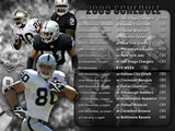 Raiders Wallpaper: 2009 Schedule 3